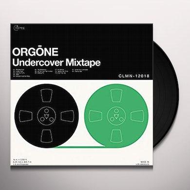 Orgone UNDERCOVER MIXTAPE Vinyl Record