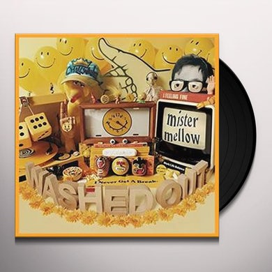 Mister Mellow Vinyl Record