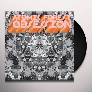 Atomic Forest OBSESSION Vinyl Record