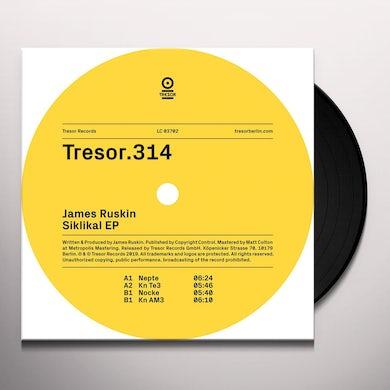 James Ruskin Siklikal EP Vinyl Record