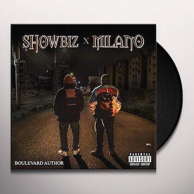 Showbiz / Milano BOULEVARD AUTHOR Vinyl Record