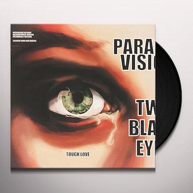 Paranoid Visions TWO BLACK EYES Vinyl Record