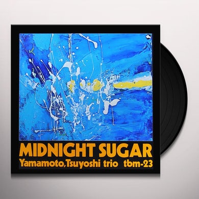 Yamamoto Tsuyoshi Midnight Sugar Vinyl Record