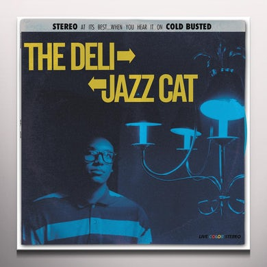 THE DELI / JAZZ CAT (TURQUOISE VINYL) Vinyl Record
