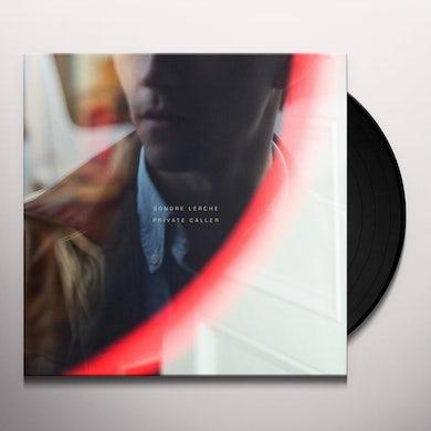 Sondre Lerche PRIVATE CALLER Vinyl Record
