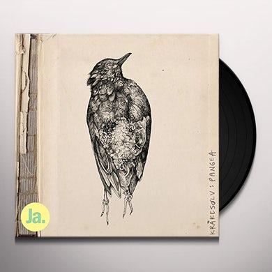 Krakesolv PANGEA Vinyl Record