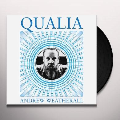 Andrew Weatherall QUALIA Vinyl Record