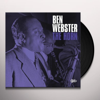 Ben Webster HORN Vinyl Record