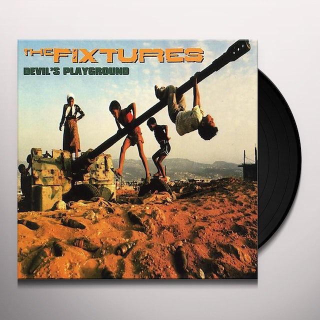 Fixtures DEVIL'S PLAYGROUND Vinyl Record