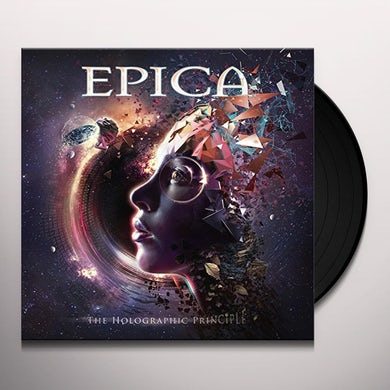 Epica HOLOGRAPHIC PRINCIPLE 2 Vinyl Record