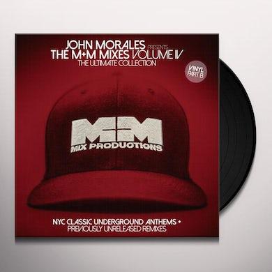 JOHN MORALES PRESENTS THE M+M MIXES 4 PART A / VAR Vinyl Record