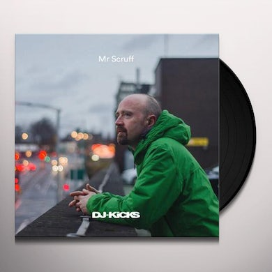 Mr. Scruff DJ-KICKS Vinyl Record