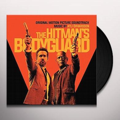 Atli Orvarsson HITMAN'S BODYGUARD - Original Soundtrack Vinyl Record