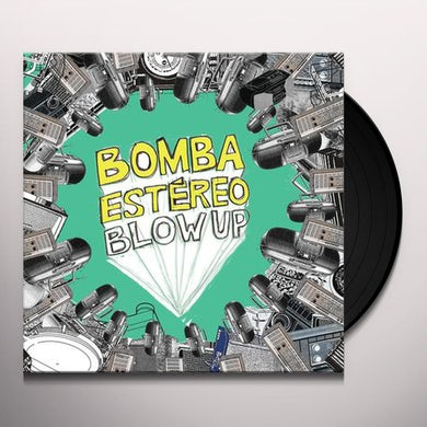 BLOW UP Vinyl Record