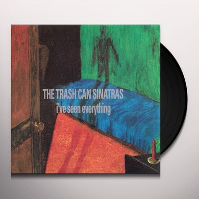 IVE SEEN EVERYTHING Vinyl Record