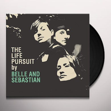 Belle and Sebastian LIFE PURSUIT Vinyl Record