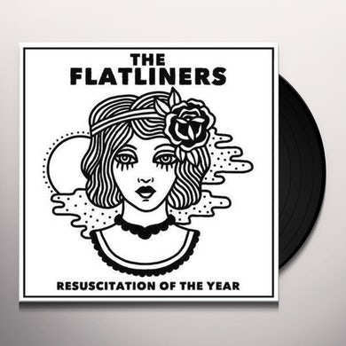 The Flatliners RESUSCITATION OF THE YEAR Vinyl Record