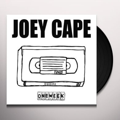 Joey Cape ONE WEEK RECORD Vinyl Record