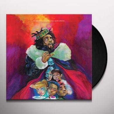 J. Cole KOD Vinyl Record