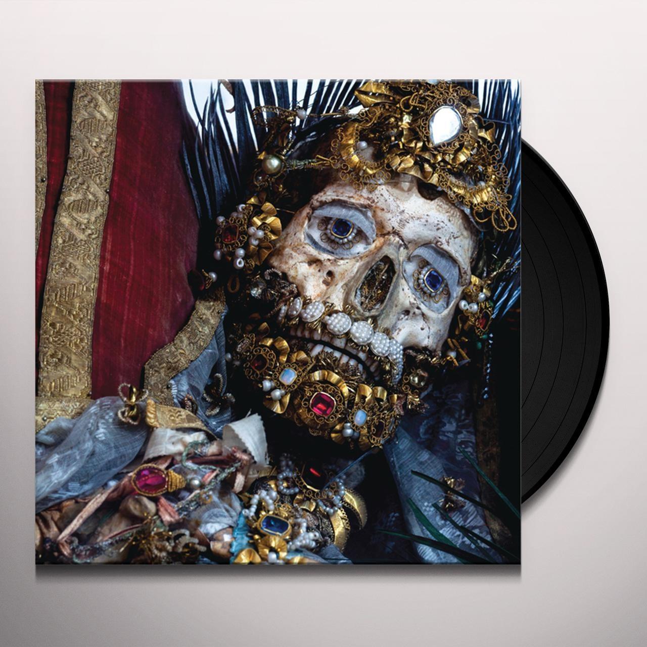 Alberto Boccardi / Stefano Pilia BASTET Vinyl Record