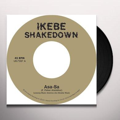 ASA-SA / PEPPER Vinyl Record