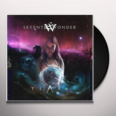 Seventh Wonder TIARA Vinyl Record