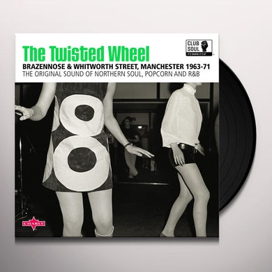 Club Soul: Twisted Wheel Manchester / Various Vinyl Record