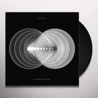 Lusine SENSORIMOTOR (BLACK/GREY MARBLE VINYL) Vinyl Record