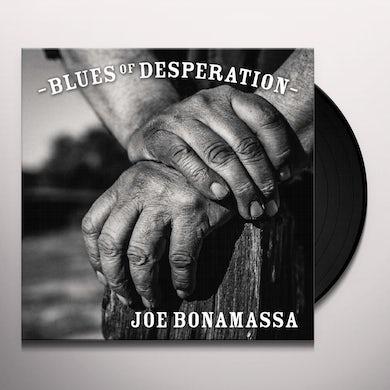 Joe Bonamassa Blues Of Desperation (2 LP) Vinyl Record