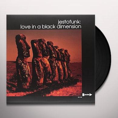 LOVE IN A BLACK DIMENSION Vinyl Record