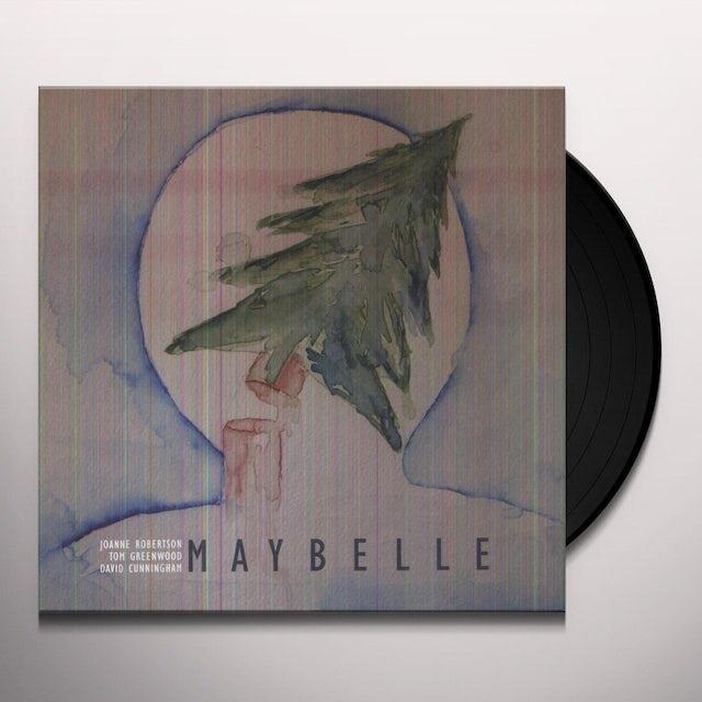 Joanne Robertson / Tom Greenwoood / Cunningham MAYBELLE Vinyl Record