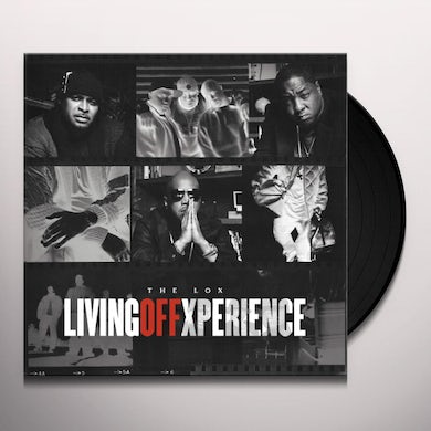 LOX LIVING OFF XPERIENCE Vinyl Record