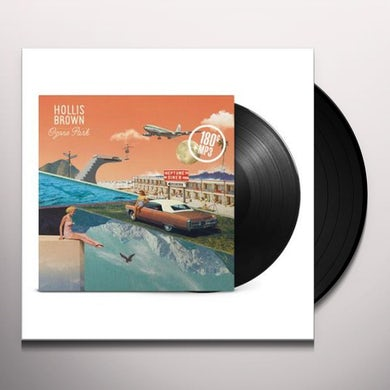 Hollis Brown OZONE PARK Vinyl Record