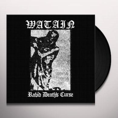 Watain Rabid Death's Curse (Limited Edition Silver Vinyl) Vinyl Record