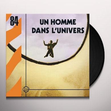 Janko Nilovic UN HOMME DANS L'UNIVERS Vinyl Record