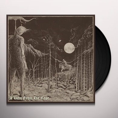 Hooded Menace View From The Rope Vinyl Record
