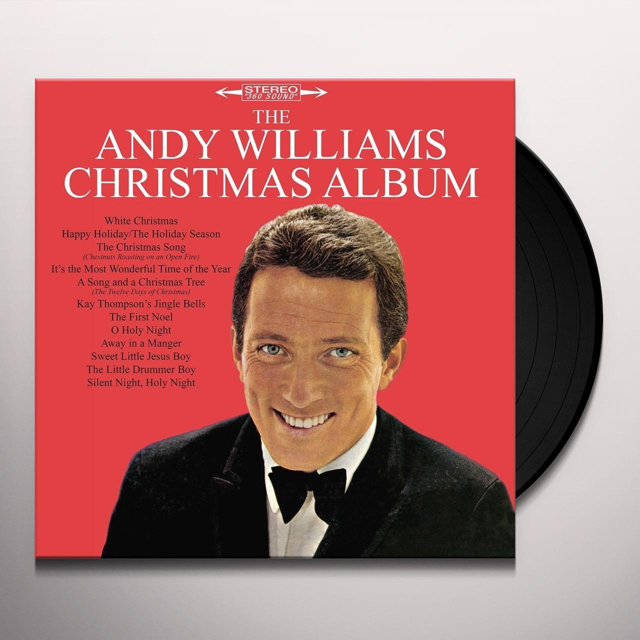 Andy Williams Christmas.Andy Williams Christmas Album Vinyl Record