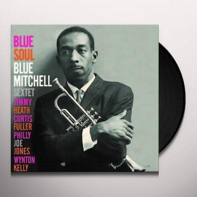 Blue Mitchell BLUE SOUL Vinyl Record - Australia Release