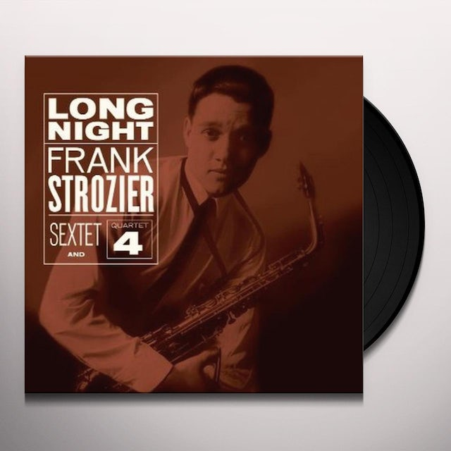 Frank Strozier LONG NIGHT Vinyl Record
