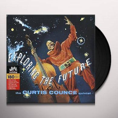 Curtis Quintet Counce EXPLORING THE FUTURE Vinyl Record