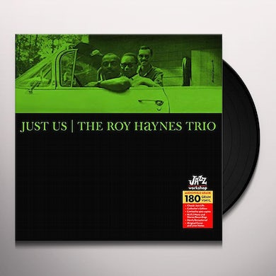 Roy Trio Haynes JUST US Vinyl Record