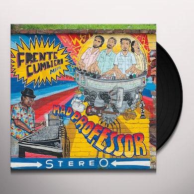 Frente Cumbiero MEETS MAD PROFESSOR Vinyl Record