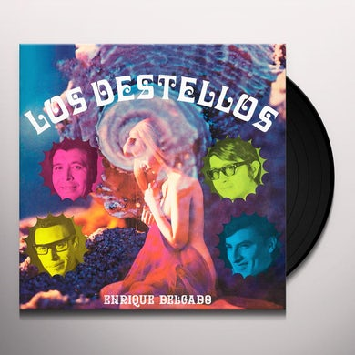 Destellos Vinyl Record