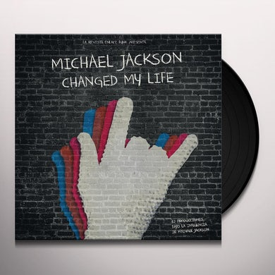 MICHAEL JACKSON CHANGED MY LIFE / VARIOUS Vinyl Record