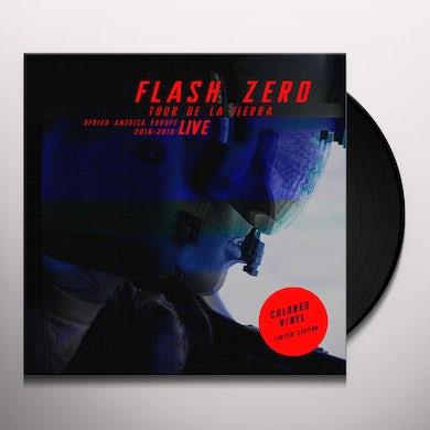 Flash Zero TOUR DE LA TIERRA Vinyl Record