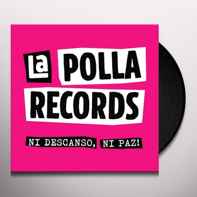 NI DESCANSO NI PAZ Vinyl Record