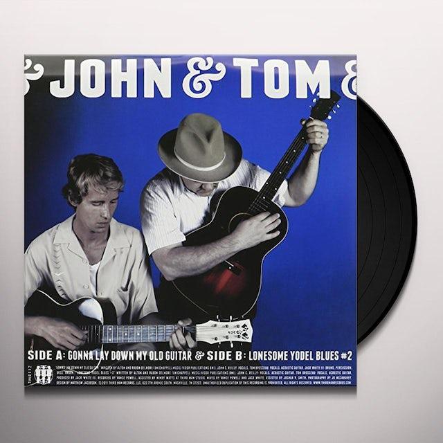 John & John C Tom ( Reilly & Tom ) Brosseau