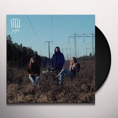 Stew PEOPLE Vinyl Record