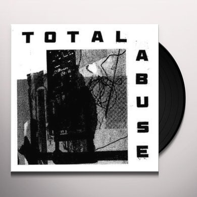 TOTAL ABUSE Vinyl Record