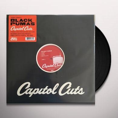 Black Pumas CAPITOL CUTS - LIVE FROM STUDIO A Vinyl Record